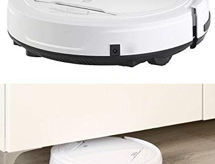 Sichler Haushaltsgeraete Roboter Sauger Staubsauger Roboter mit Buerst und Wisch Funktion 200 432x330 - Sichler Haushaltsgeräte Roboter Sauger: Staubsauger-Roboter mit Bürst- und Wisch-Funktion, 200 ml, Filter (Saugroboter mit Wischfunktion)